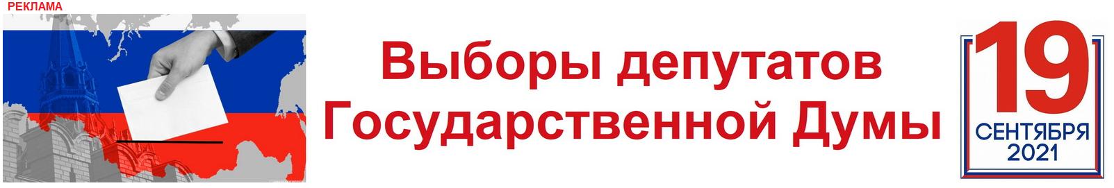 Выборы депутатов Государственной Думы