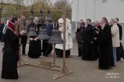 Епископ Нарвский и Причудский Лазарь освятил колокола, которые будут созывать в Нарве верующих на молитву_21