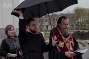 Епископ Нарвский и Причудский Лазарь освятил колокола, которые будут созывать в Нарве верующих на молитву_22
