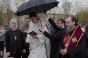Епископ Нарвский и Причудский Лазарь освятил колокола, которые будут созывать в Нарве верующих на молитву_25