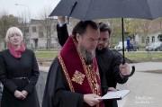 Епископ Нарвский и Причудский Лазарь освятил колокола, которые будут созывать в Нарве верующих на молитву_28