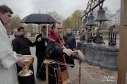 Епископ Нарвский и Причудский Лазарь освятил колокола, которые будут созывать в Нарве верующих на молитву_30