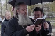 Епископ Нарвский и Причудский Лазарь освятил колокола, которые будут созывать в Нарве верующих на молитву_34