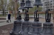 Епископ Нарвский и Причудский Лазарь освятил колокола, которые будут созывать в Нарве верующих на молитву_37