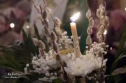 В канун Вербного воскресенья епископ Нарвский и Причудский Лазарь возглавил Всенощное бдение в кафедральном Нарвском Воскресенском соборе _11