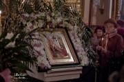 В канун Вербного воскресенья епископ Нарвский и Причудский Лазарь возглавил Всенощное бдение в кафедральном Нарвском Воскресенском соборе _28