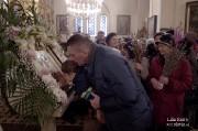 В канун Вербного воскресенья епископ Нарвский и Причудский Лазарь возглавил Всенощное бдение в кафедральном Нарвском Воскресенском соборе _44