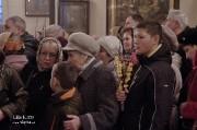 В канун Вербного воскресенья епископ Нарвский и Причудский Лазарь возглавил Всенощное бдение в кафедральном Нарвском Воскресенском соборе _54