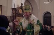 В канун Вербного воскресенья епископ Нарвский и Причудский Лазарь возглавил Всенощное бдение в кафедральном Нарвском Воскресенском соборе _60