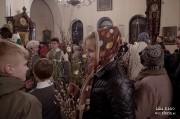 В канун Вербного воскресенья епископ Нарвский и Причудский Лазарь возглавил Всенощное бдение в кафедральном Нарвском Воскресенском соборе _62