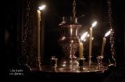 В канун Вербного воскресенья епископ Нарвский и Причудский Лазарь возглавил Всенощное бдение в кафедральном Нарвском Воскресенском соборе _64