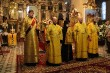 1 декабря в Пюхтицком монастыре прошли торжества по случаю празднования Собора Святых Эстонской земли _17