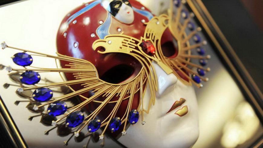Reklaam Golden Mask 2018